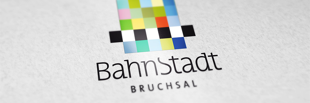 Bahnstadt Bruchsal Logo