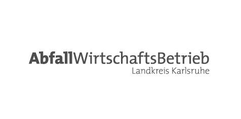 Abfallwirtschaftsbetrieb Landkreis Karlsruhe artbox-Logo-Design