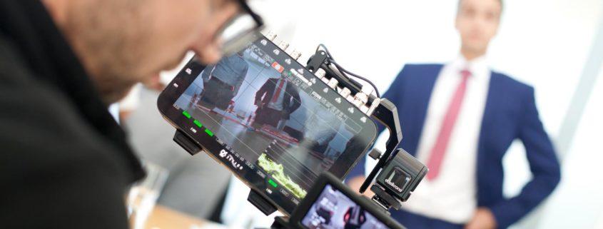 Kameramann, Videoproducer
