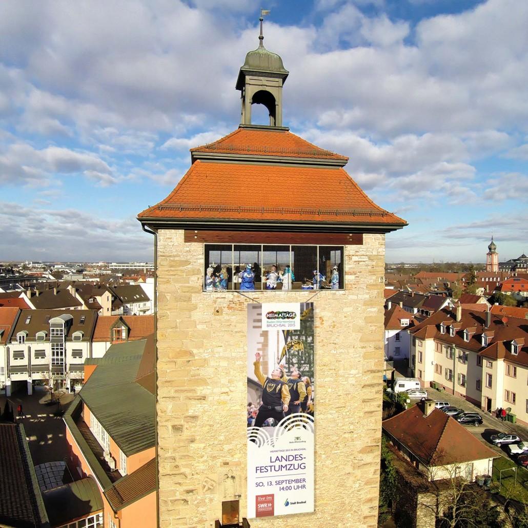 Heimattage Baden-Württemberg Großbanner