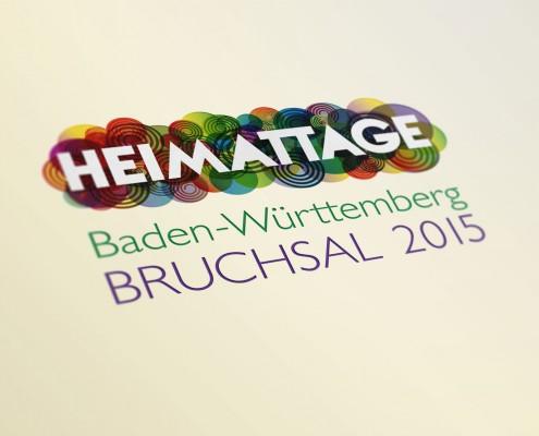 Heimattage Baden-Württemberg Adaptiertes Logo
