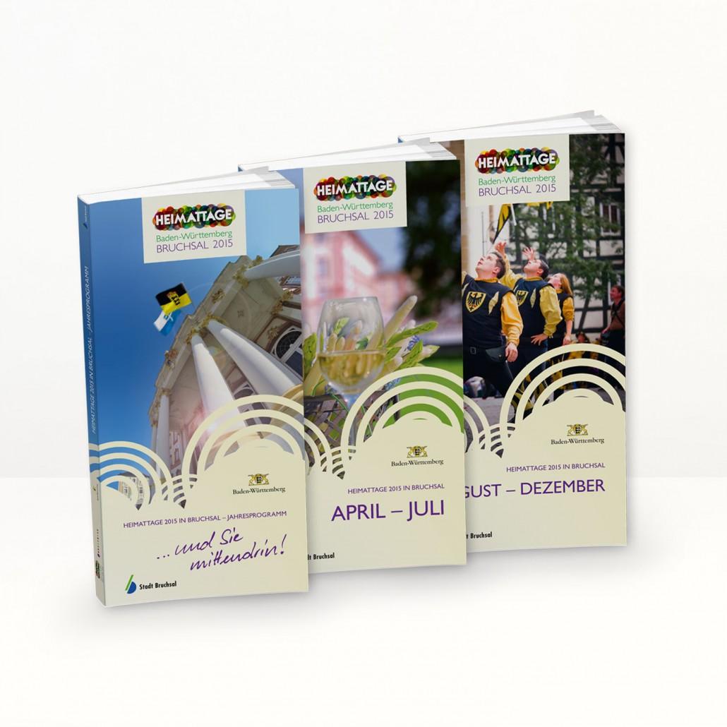 Heimattage Baden-Württemberg Programmhefte