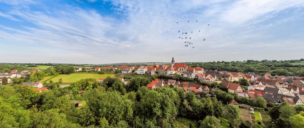 Luftbild Gochsheim