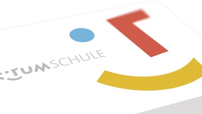 Logo und Corporate Design für eine Schule