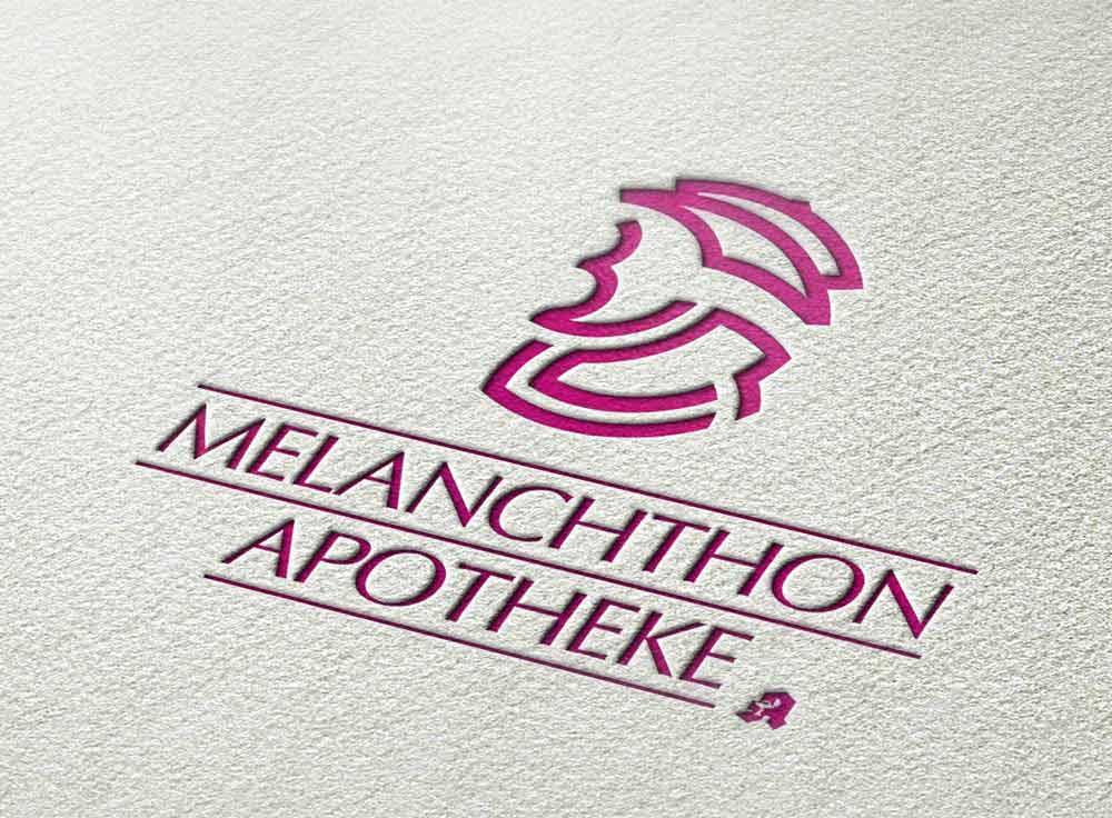 Logo Melanchthon Apothke