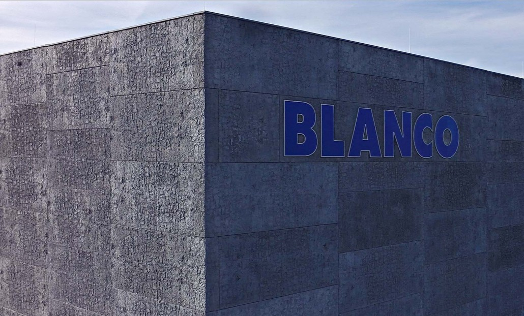 Luftbild Blanco Zentrallager