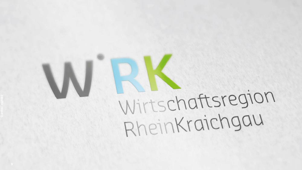 Wirtschaftsregion RheinKraichgau Logo