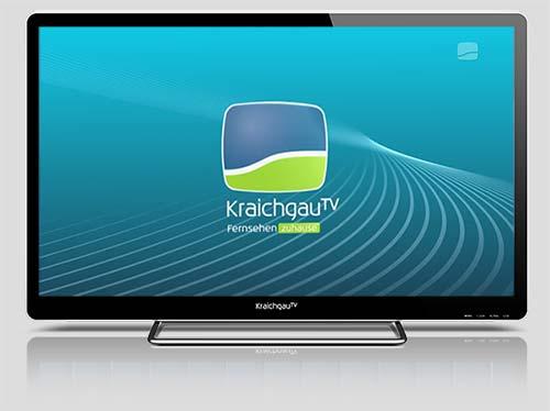 KraichgauTV auf Monitor