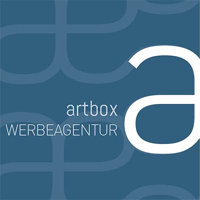 Logo artbox Werbe- & Ideen-agentur Bruchsal