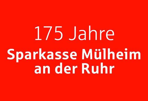 175 Jahre Sparkasse Mülheim an der Ruhr