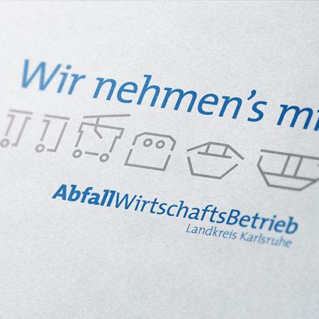 AbfallWirtschaftsBetrieb Logo
