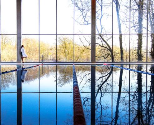 Badewelt Bretten Schwimmerbecken