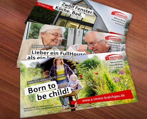 Sparkassen Immobilien Mailingkarten