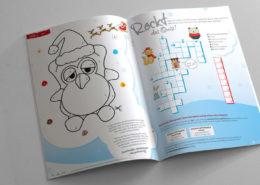 SchlApo Kundenmagazin