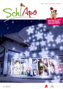 SchlApo Magazin Titel